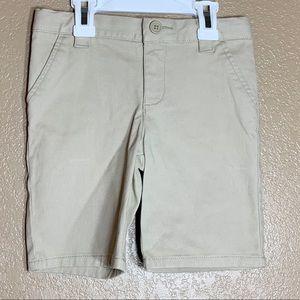 Cat & Jack boys khaki shorts